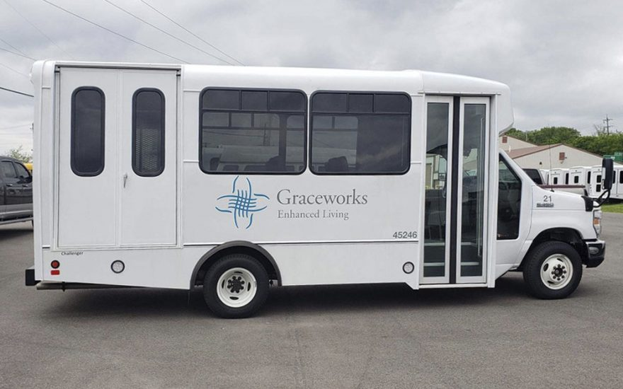 Enhanced Living bus